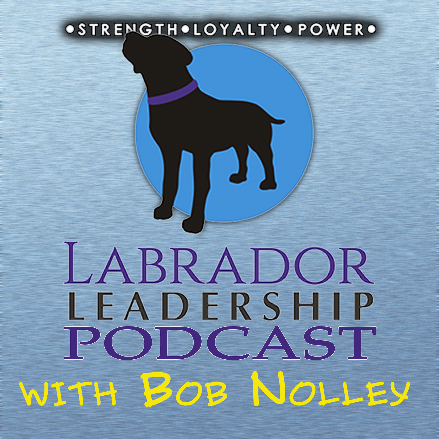 The Labrador Leadership Podcast with Bob Nolley | Leadership | Communication | Executive Coaching | Leadership Skills
